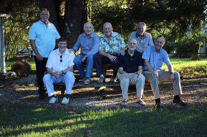 Members of State of Mind and Friends, many who played in 1960s bands around Aberdeen, have reunited again to play at Aberdeen High School's Class of 1967's 50th reunion on Saturday at Rockfield Manor in Bel Air.