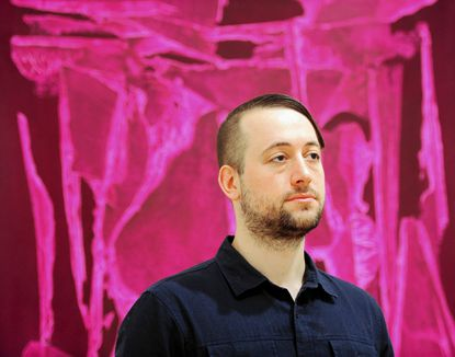 Solo show of painter Seth Adelsberger's work opens at Baltimore Museum of Art