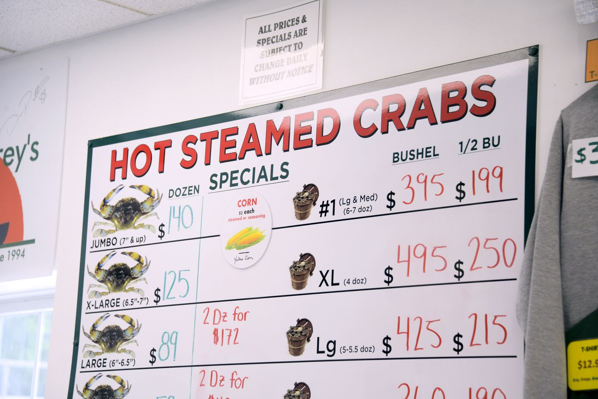 Rethinking the crab cake: Baltimore-area restaurants grapple with sky-high crab prices, even from abroad