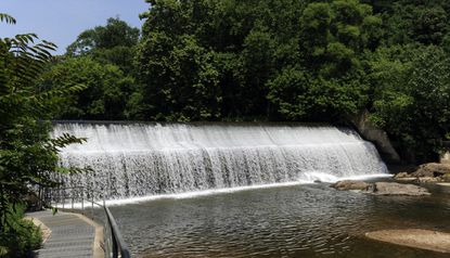 The Maryland Department of Natural Resources is considering removing the Bloede dam on the Patapsco River.