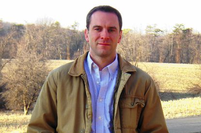 Ben Lloyd, a ninth generation Harford County resident, who lives in Norrisville, was recently named President of the Harford Land Trust.