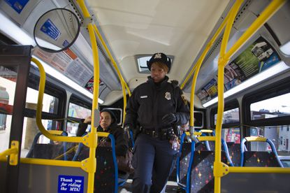Transit police warn travelers to be alert as mobile device thefts rise