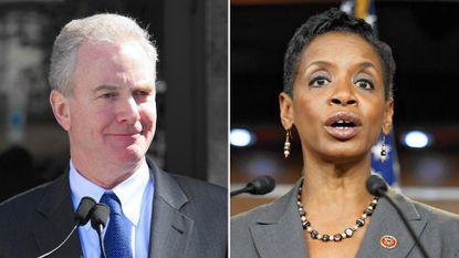 Rep. Chris Van Hollen and Rep. Donna F. Edwards are Democrats running for Senate, seeking the seat of retiring Sen. Barbara Mikulski