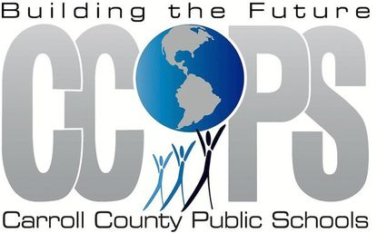 On Aug. 8, the Board of Education unveiled the new logo for Carroll County Public Schools. The design was created by Beth Sheedy, a 2012 graduate of Francis Scott Key High School.