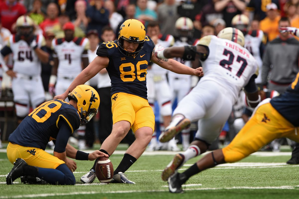West Virginia Hits 47 Yard Field Goal As Time Expires To