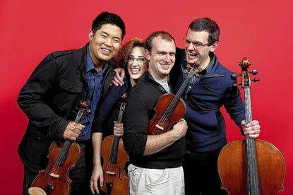 Award-winning young quartet serves up classics