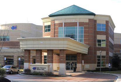 Officials with University of Maryland Upper Chesapeake Medical Center, above, and Harford Memorial Hospital say they are prepared if there is a possible Ebola case in Harford County. Meanwhile, Aberdeen's city manager says he is concerned about possible Ebola exposure to city employees.