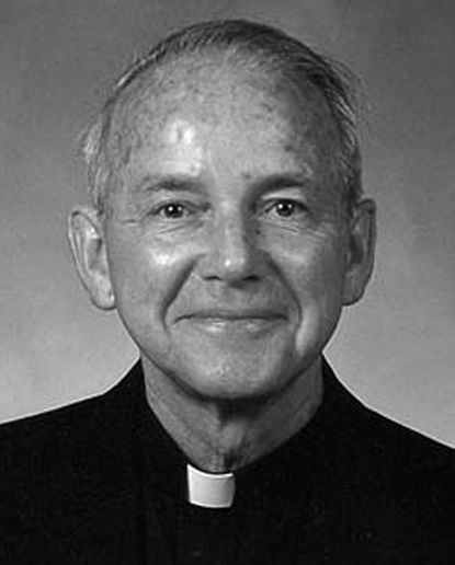 The Rev. Brendan T. Carr had a dual career as an educator and later as a parish priest.