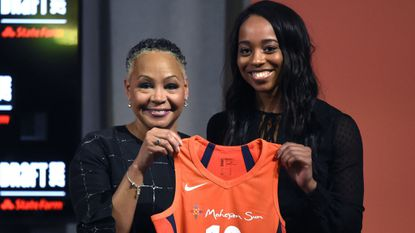 Former Maryland guard Lexie Brown taken ninth overall by Connecticut Sun in WNBA draft