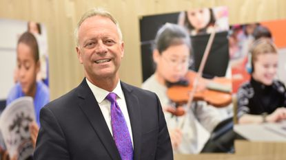 10 things you didn't know about Michael J. Martirano, interim superintendent of Howard County schools