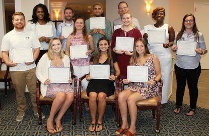 Carroll Lutheran Village awards employee scholarships
