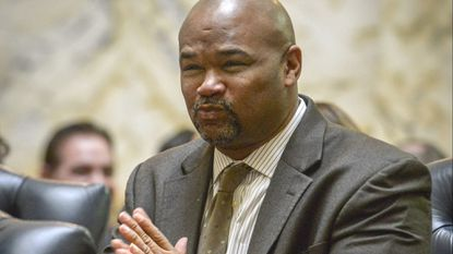 Maryland Del. Dereck Davis is considered one of three front-runners for the speaker of the Maryland House of Delegates.