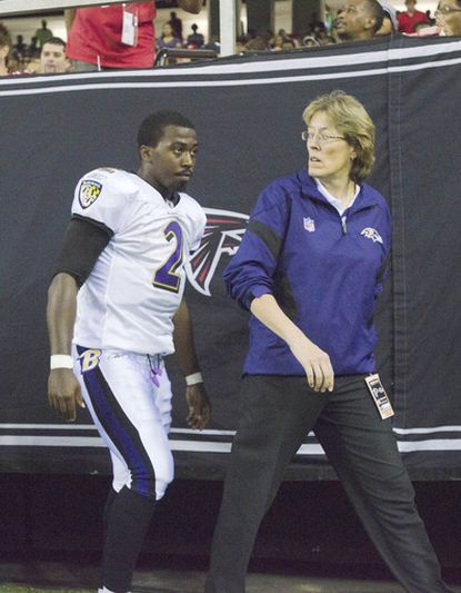 Taylor's early departure leaves Ravens with big questions