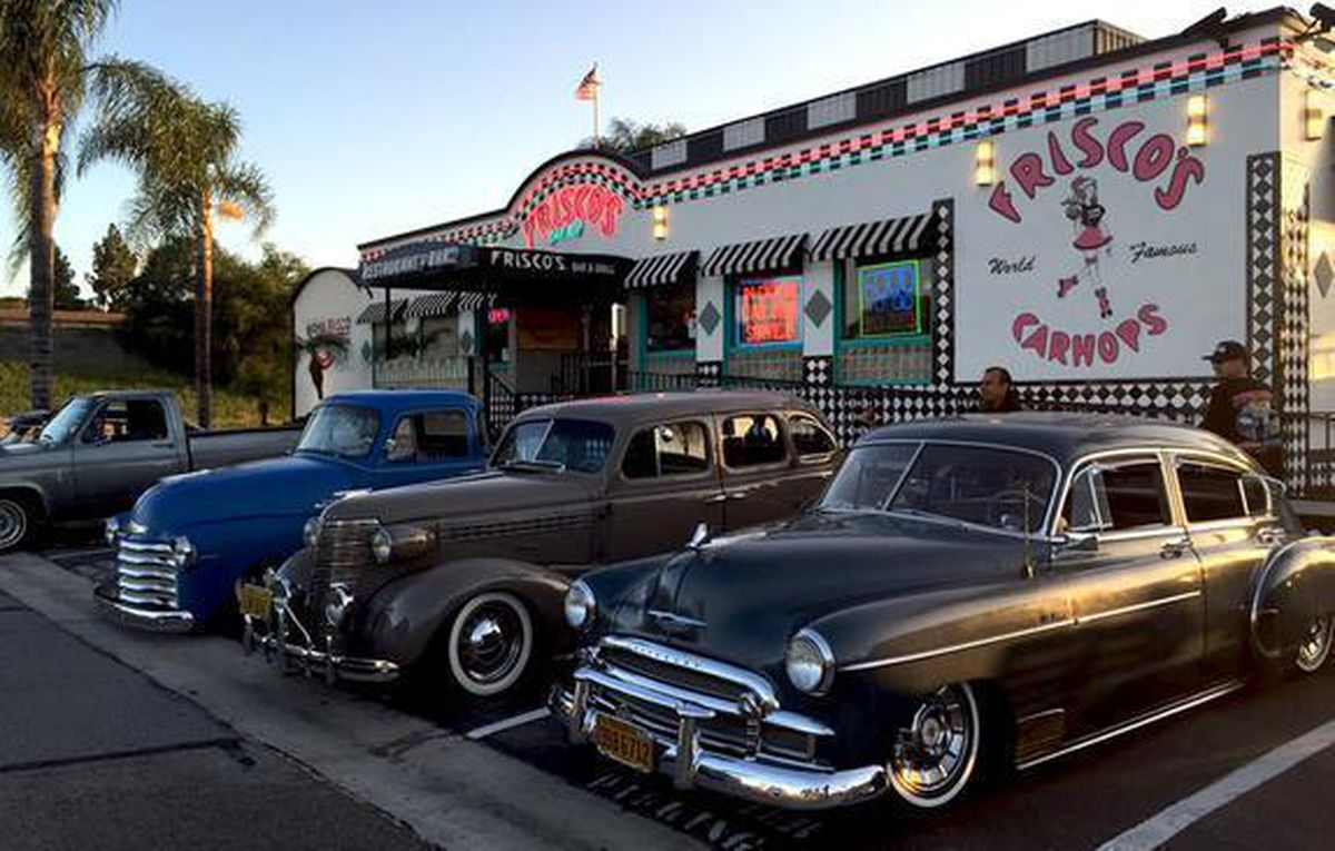 Serving up fries with a side of nostalgia, 50 fully operational drive-in restaurants across the U.S.
