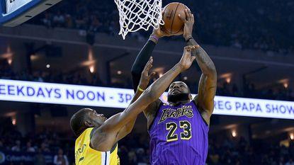 NBA midseason awards: Can LeBron James win MVP in first season with Lakers?
