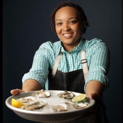 Jasmine Norton launched the Urban Oyster and is aiming to open a food truck.