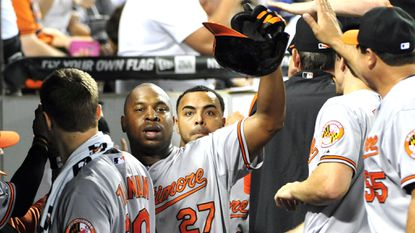 Delmon Young produced consistently as a pinch hitter in 2014, but he could have a greater role with the Orioles this season.