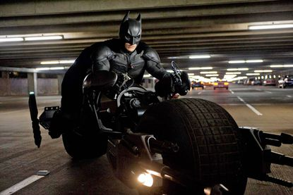 """WIN TICKETS TO 'DARK KNIGHT RISES' ... Christian Bale stars as Batman in 'The Dark Knight Rises,"""" opening next week. The Towson Times is hosting a random drawing for a set of four tickets to the midnight premiere of the film (12:01 a.m. on Friday, July 20) at the Regal Hunt Valley Cinemas. The deadline to enter is 6 p.m. Wednesday, July 18. To enter the drawing, and for complete contest rules, """"like"""" the Towson Facebook page and fill out the form."""