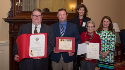 The Havre de Grace Cultural Center at the Opera House received a Maryland Preservation Award for Project Excellence from the state Historical Trust.