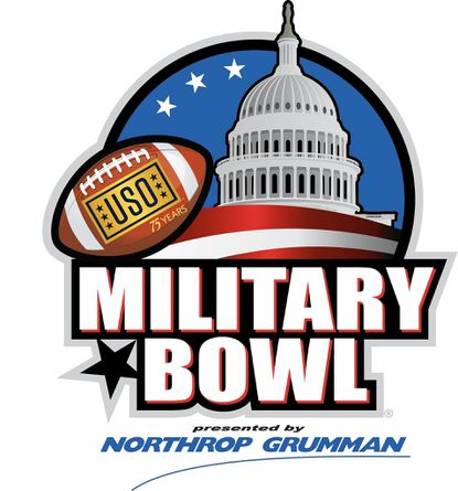 2016 Military Bowl logo - Original Credit: