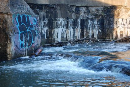 Of all the city's watersheds, the Jones Falls is set to receive the lowest level of investment under the stormwater plan.