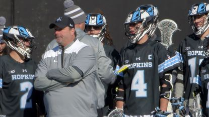 College lacrosse notebook: Johns Hopkins men focused on Maryland, not postseason hopes
