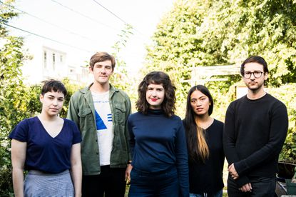 """Boy Spit traces its origins to a Wildhoney show at the Holy Underground in late 2012. """"It was really sweet because we made our jokes about starting a band but we were pretty serious about [it] and we thought it would be called Full Haus."""""""