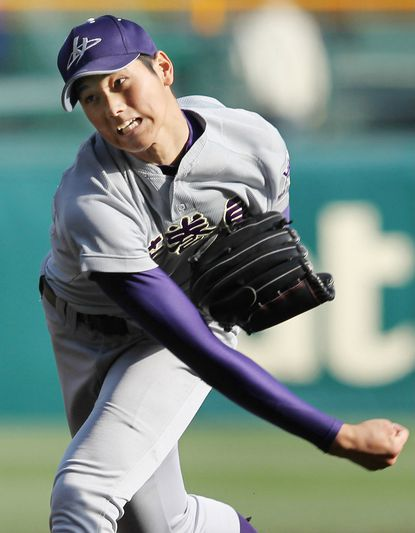 The Orioles have scouted Shohei Otani, a Japanese high school baseball star who was just drafted into the professional league in his home country.