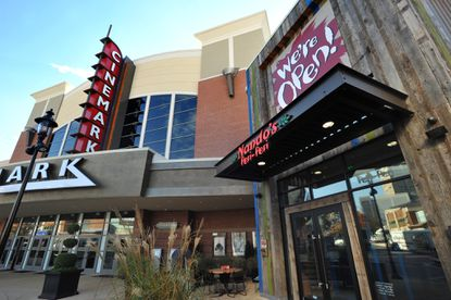 Towson, MD -- Towson Square, the new movie theater and restaurant project near Towson Circle is being sold by its developers to Retail Properties of America for $40.5 million. Opened in 2014, the project was developed by Heritage Properties and The Cordish Cos.