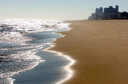 The Ocean City area offers much in the way of rest and relaxation during the dead of winter with plenty of solitude for those looking for a quiet day trip. An empty beach is a perfect spot for a walk as long as one avoids the chilly surf.