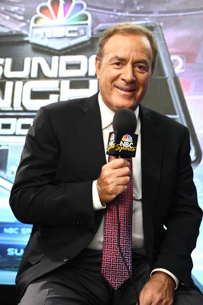 Al Michaels in a league by himself on NBC Sunday Night Football - Baltimore Sun
