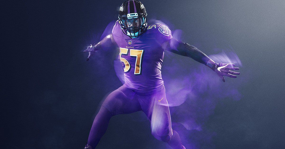 Before 'Color Rush' game, a look at the Ravens' best, worst ...