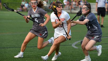 No. 1 McDonogh makes most of rest, rolls past No. 3 Glenelg Country in girls lacrosse