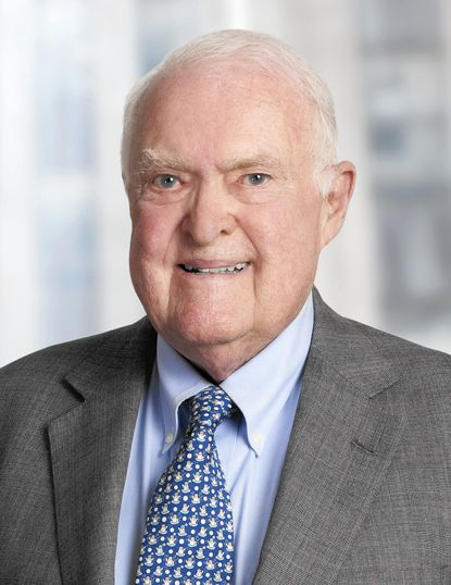 Francis J. Carey Jr. was a lawyer, investment banker and philanthropist.