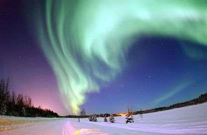 'Northern Lights' disappoint as solar energy weaker than expected