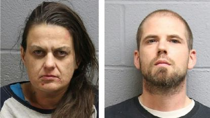Two arrested on alleged drug, firearm charges