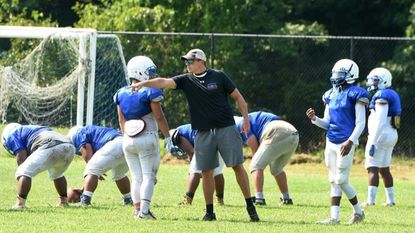 Aberdeen head coach Chris Matlack is one of four, first year head coaches in Harford County this Fall. The season gets underway tonight and tomorrow for all 11 county teams.