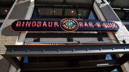 Dinosaur Bar-B-Que's Baltimore location has closed.
