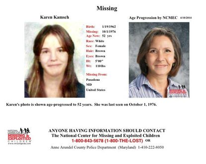 Arundel police review missing person case dating back 38 years
