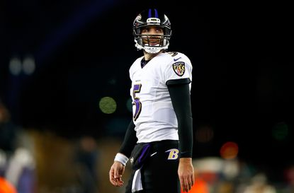 Joe Flacco's salary cap number will become untenable for the Ravens in 2016.