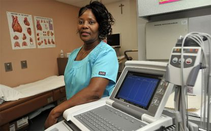 Carolyn Miller, an echocardiography technician in the cardiology department at Bon Secours Hospital in Baltimore said she'd tried many times to kick the habit using nicotine patches and going to smoking cessation meetings. After that, she turned to Chantix. A new study has identified risks associated with the drug.