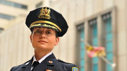 Melissa Hyatt, a veteran of the Baltimore Police Department and head of security at Johns Hopkins University and Medicine, is a Randallstown native and the daughter of a retired Baltimore police commander.
