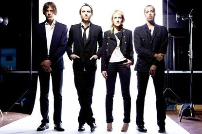 Metric performs Friday at Rams Head Live! in Baltimore.