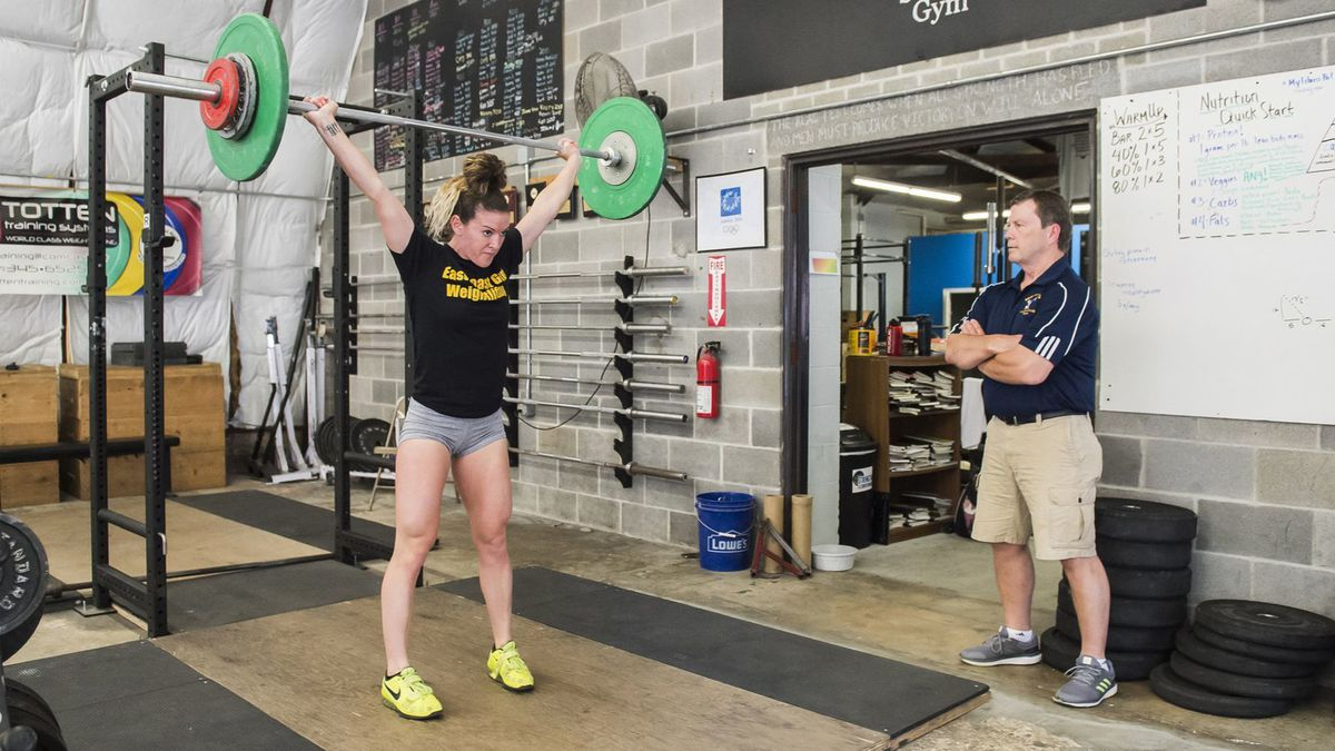 Weightlifting: Totten's East Coast Gold going strong