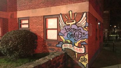 A section of Gilmor Homes will be demolished under a plan to address crime in the West Baltimore community.