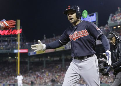 Indians complete sweep of Red Sox, will face Blue Jays in ALCS