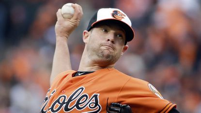 The Orioles avoided arbitration Monday by agreeing to a one-year deal with right-hander Bud Norris.