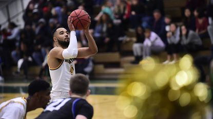 Men's Basketball: Aaron Washington 'back closer to home' and giving McDaniel an offensive boost as transfer