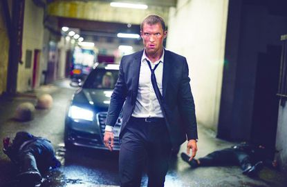 "Ed Skrein stars in ""The Transporter Refueled."""