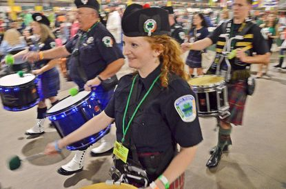 The 45th annual Maryland Irish Festival is Nov. 8-10 at the state fairgrounds in Timonium.